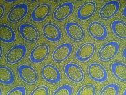 Aboriginal Dot Ocean Kaffe Fassett Classics 2012, blau grün, Kreise