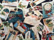 """Nostalgische Weihnachtskarten, """"Christmas Emporium"""""""