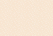 Patchworkstoff, Essentials Star White on Nude,306 P3 Weiß auf Weiß