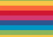 Jersey, Streifen, Regenbogenfarben