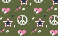Jersey, Peace & Love, 70iger,