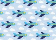 Westfalenstoff, Junge Linie, Flugzeuge, 0010508087