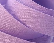 4 Meter Gurtband 4 cm/40 mm breit flieder