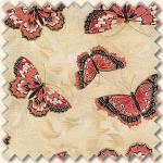 Red Rooster - Kiomy Butterflies creme
