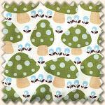 Blank Textiles - Dottie Mushroom