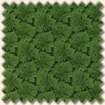 Blank Textiles - Weinblätter grün