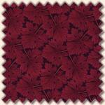 Blank Textiles - Weinblätter violett