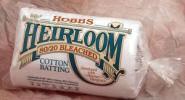 Hobbs Cotton-Batting Queen 228,6 cm x 274,3 cm
