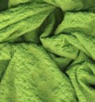 Baumwoll Crincel grün
