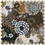 Blank Textiles - Caravan große Blumen