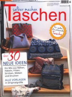 patchwork magazin 7 sonderheft taschen selber machen in zeitschriften kaufen bei. Black Bedroom Furniture Sets. Home Design Ideas