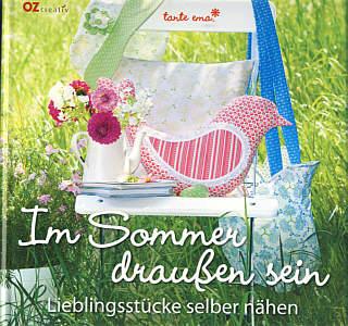 Im Sommer draußen sein