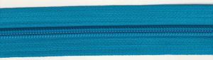 Reißverschluss Türkis Kunststoff 5mm 30cm