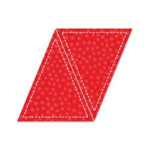Accuquilt Stanzform Dreiecke