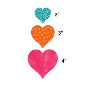 Accuquilt Stanzform Heart