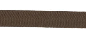 Köperband - Posamente khaki Breite 20mm
