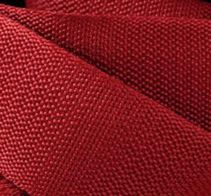 4 Meter Gurtband 4 cm 40 mm breit bordeaux
