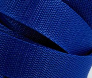 4 Meter Gurtband 4 cm Royal-Blau