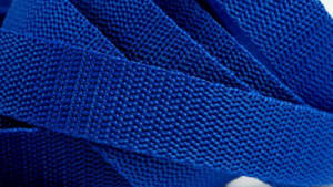 4 Meter Gurtband 3 cm / 30mm breit royalblau