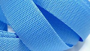 4 Meter Gurtband 4 cm Hellblau