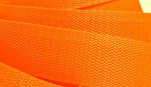 4 Meter Gurtband 4 cm Orange
