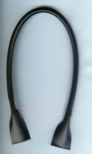 Taschengriffe Schwarz 80cm