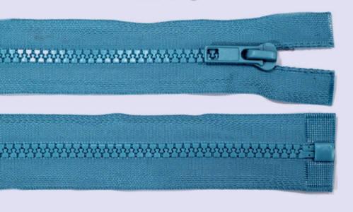 Reißverschluss blau Kunststoff 5mm 80cm