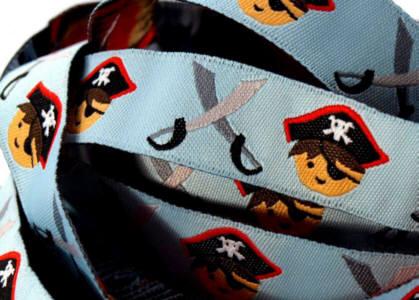Webband Pirat Breite 16mm