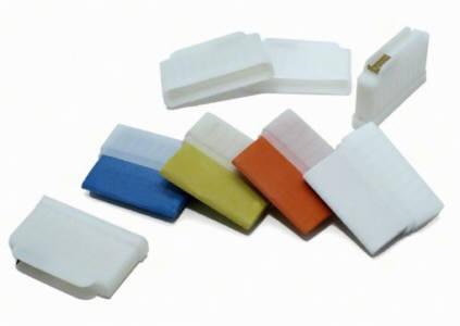 Schneiderkreide blau in praktischer Kunststoffbox