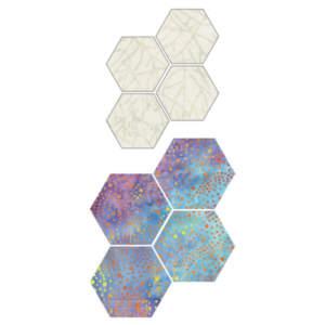 Accu Quilt - Accuquilt Stanzform English Paper Piecing Hexagon