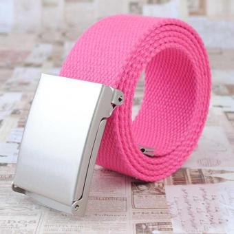 Canvas Gürtel Pink