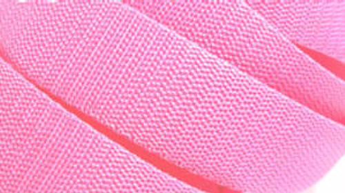 4 Meter Gurtband 4 cm / 40 mm breit rosa