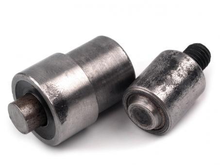 Nieteinsatz für Presse für Nieten mit 10mm Innendurchmesser