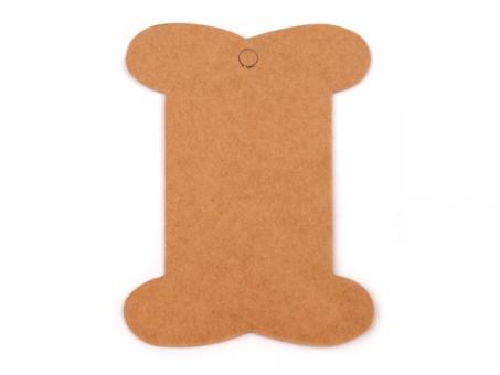 10 Stück Wickelkarten, Größe 10,5cm x 8cm, stabile Pappe, Stärke 1mm