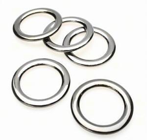 metallring flach titan gl nzend 25 mm kaufen im shop bei. Black Bedroom Furniture Sets. Home Design Ideas