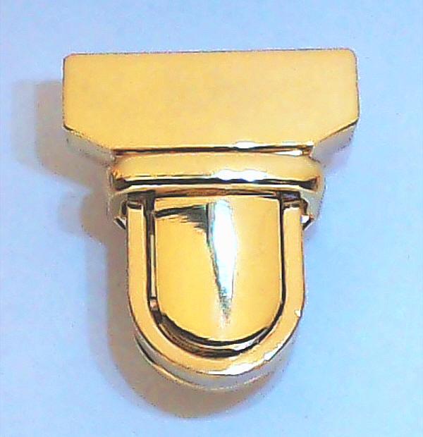steckschloss f r taschen 29 mm gold in taschenzubeh r kaufen bei. Black Bedroom Furniture Sets. Home Design Ideas