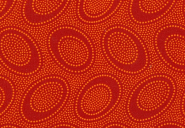 Aboriginal Dot, Pumpkin, Kaffe Fassett Classics 2012, Patchworkstoff