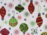 """""""O´Tinsel Tree"""", 11166, Weihnachtsbaumkugeln in klassischen Farben und modernem Design. Robert Kaufmann"""
