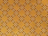 """Patchworkstoff, """"Daisies & Dots. Geometrisch angeordnete kleine Blümchen. """"Piece O´Cake"""" for Robert Kaufman"""