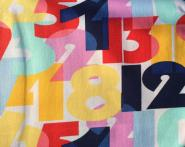 """Patchworkstoff, """"123"""", PaintBox, DC 6039, Cynthia Rowley for michael miller"""