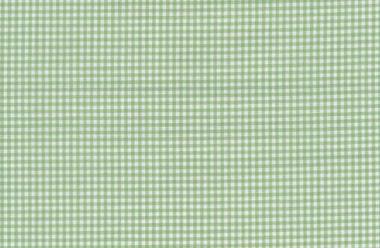 Patchworkstoff, Westfalenstoffe, Webstoff, Cardiff, Grün-weiß kariert, W984900