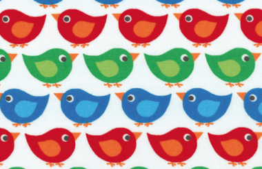 Westfalenstoff, Junge Linie, Vögel, 0010508088
