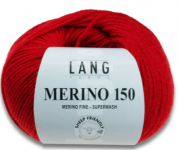 Merino 150, Merinowolle, 67 Farben!, sheep friendly (siehe Beschreibung), Lang Yarns 197.
