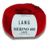 Merino 400 lace, Lang Yarns,No Mulesing 796.